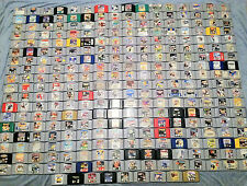 Complete Nintendo 64  Video Game Collection: All 296 North American (N64) Games