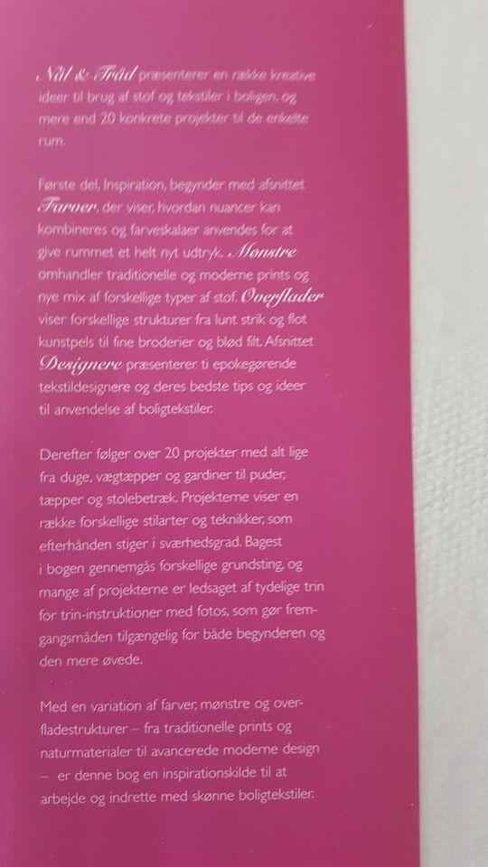 NÅL OG TRÅD, KATIE EBBEN, emne: håndarbejde