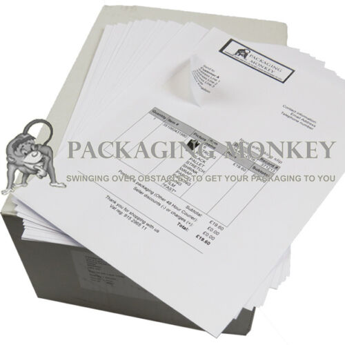 110x60mm PEEL OFF ADDRESS LABELS HIGH QUALITY A4 SHEETS OF INTEGRATED LABELS