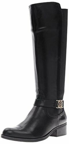Tommy Hilfiger femme Global Equestrian Boot-Choisir Taille//couleur.