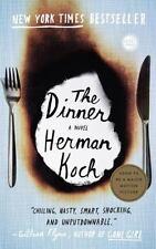 The Dinner by Herman Koch (2013, Paperback)