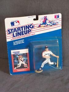 1988 Kenner Starting Lineup Glenn Davis Houston Astros MLB Baseball Figure
