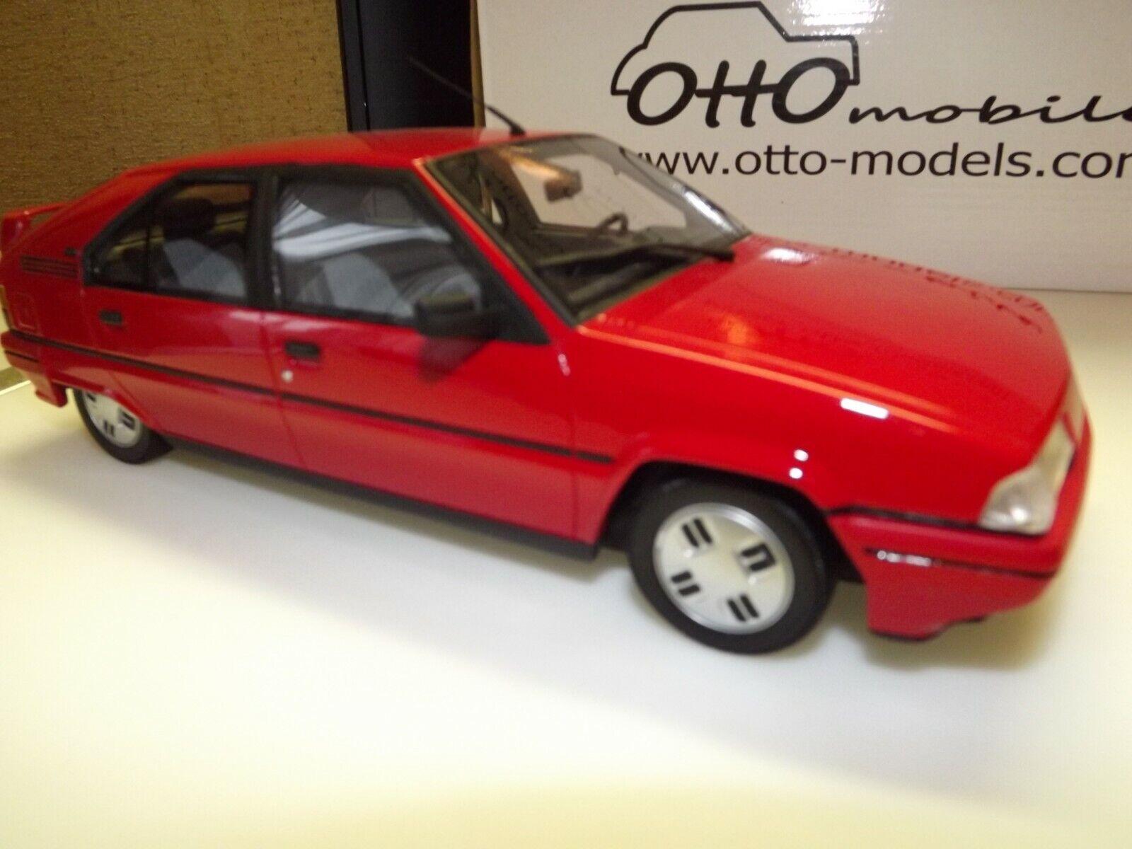 1 18  citroën BX GTI de chez Otto mobile  réf  OT025