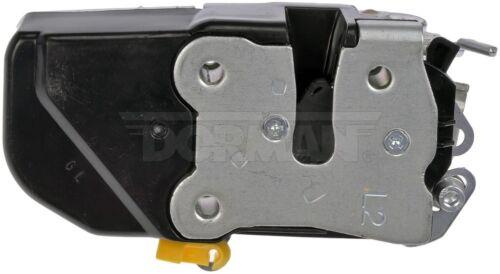 Door Lock Actuator Motor Front Left Dorman fits 05-10 Jeep Grand Cherokee