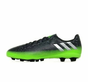 the latest 962d9 c89f4 Image is loading Adidas-Messi-16-4-FxG-junior-football-boots-