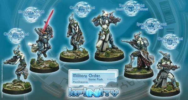 Infinity Military Order Panoceania Sectorial Starterkit Corvus 280244 280244 280244 193b01