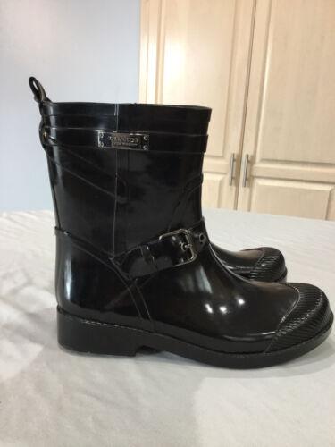 Coach Lester Rain Boot size 7