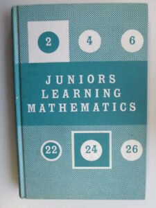 Good-Junior-Learning-Mathematics-Barnett-Nora-M-Faithfull-Marjorie-G-T
