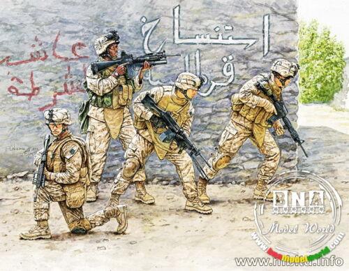 Master Box 1//35 Iraq Events #1 US Marines