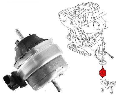 MOTEUR montage gauche neuf pour AUDI A6 1.9 TDI 98-01 Manuel boite AFN AVG 8D0199379R