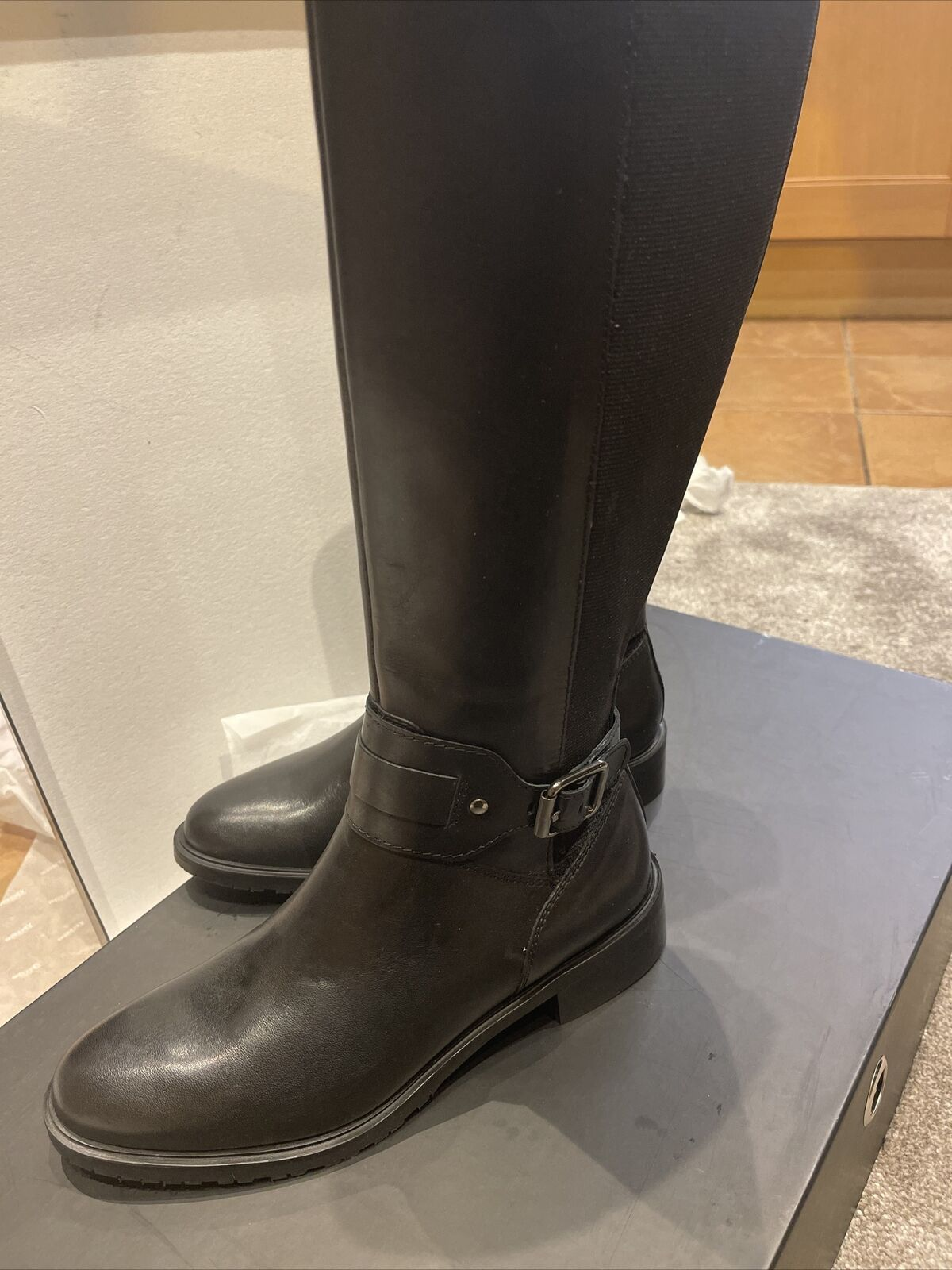 Ladies Knee High Boots By Dune