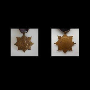 Medaglietta-Repubblica-Francese-French-Republic-Medal-1920-1930