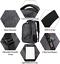 "miniature 6 - Matein Men's Camo 15.6"" Laptop Backpack Anti-Theft USB RFID Travel School Bag"