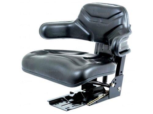 WRAP AROUND TYPE SEAT FITS MASSEY FERGUSON 135 148 230 240 250 550 TRACTORS.