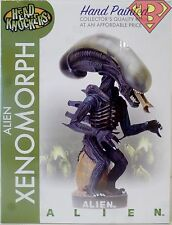 "XENOMORPH Alien 8"" inch Head Knockers Hand Painted Resin Bobble Head Neca 2017"