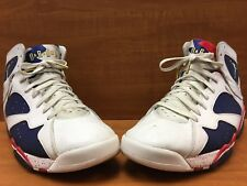 "60a6eb11272719 item 3 Nike Air Jordan 7 VII Retro ""Tinker Alternate"" Olympic 304775-123  Size 11.5 -Nike Air Jordan 7 VII Retro ""Tinker Alternate"" Olympic  304775-123 Size ..."