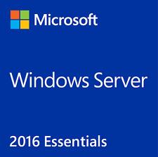 Microsoft Windows Server 2016 ESSENTIALS Download Fast Online Download