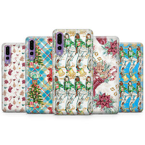 Details about MERRY CHRISTMAS PHONE CASE CANDY SOCK NEW YEAR COVER FOR HUAWEI P20 PRO P20 P30