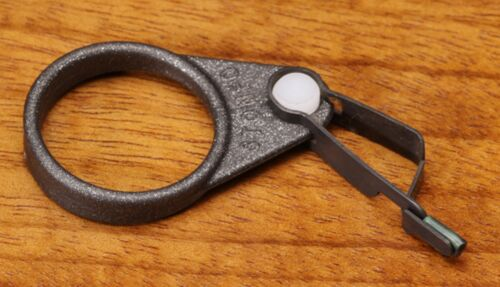 STONFO SOFT TOUCH RING HACKLE PLIERS Fly Tying
