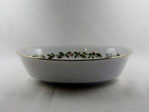 Noritake-Glenleaf-6660-Oval-Vegetable-Bowl