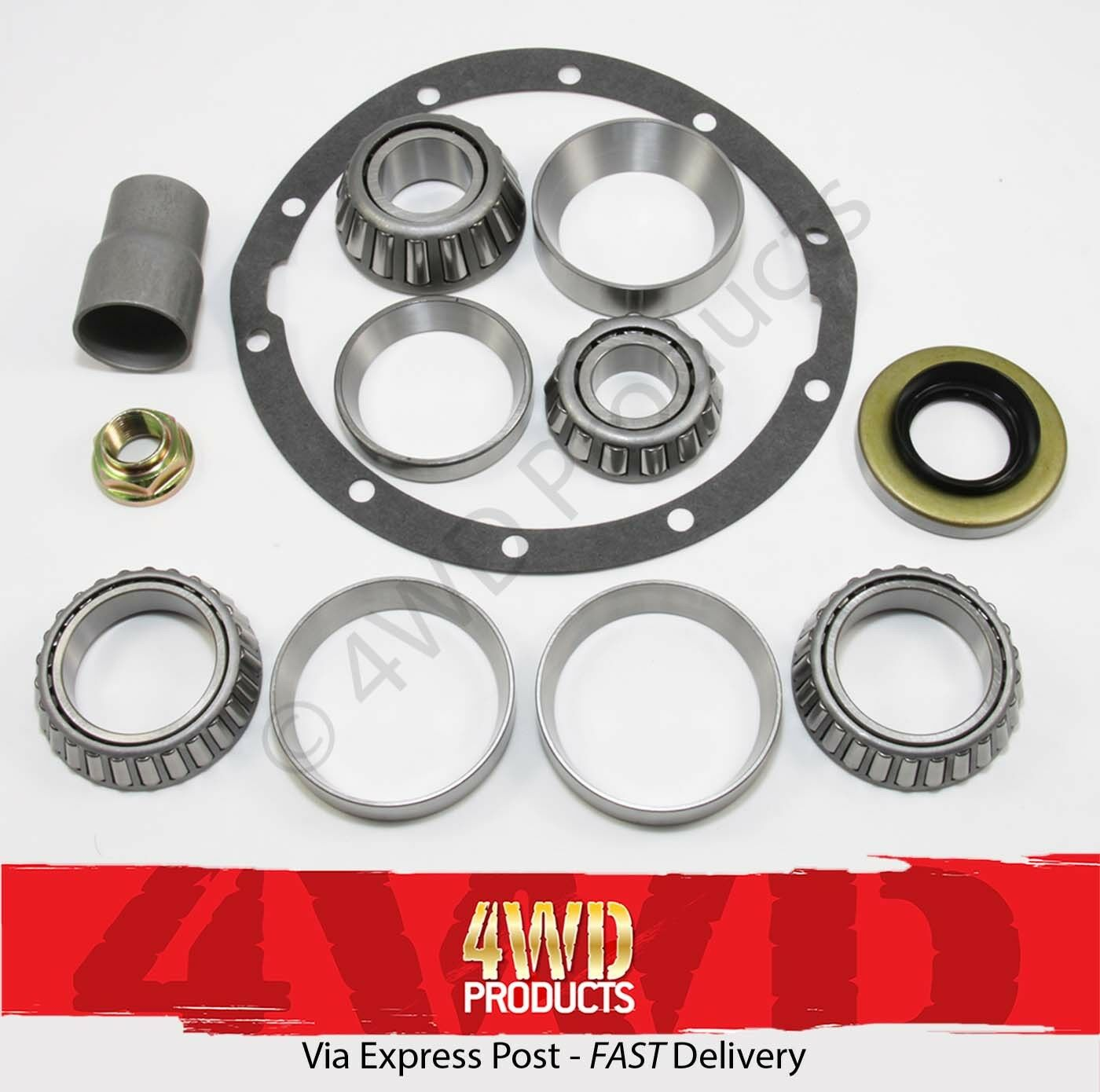 Diff Rebuild/Overhaul kit (Front) - Hilux LN106 2 8D 3L RN105 2 4P