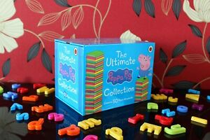 Ultimate-Peppa-Pig-50-Books-Children-Collection-Paperback-Set-By-Ladybird