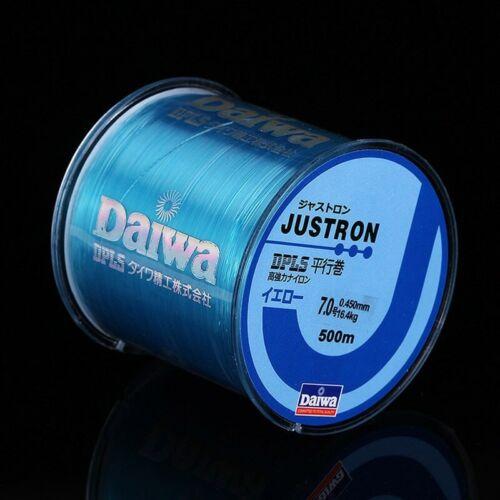 500M Daiwa Fishing Line Nylon Super Strong Wear-Resistant Quality Thread Sea