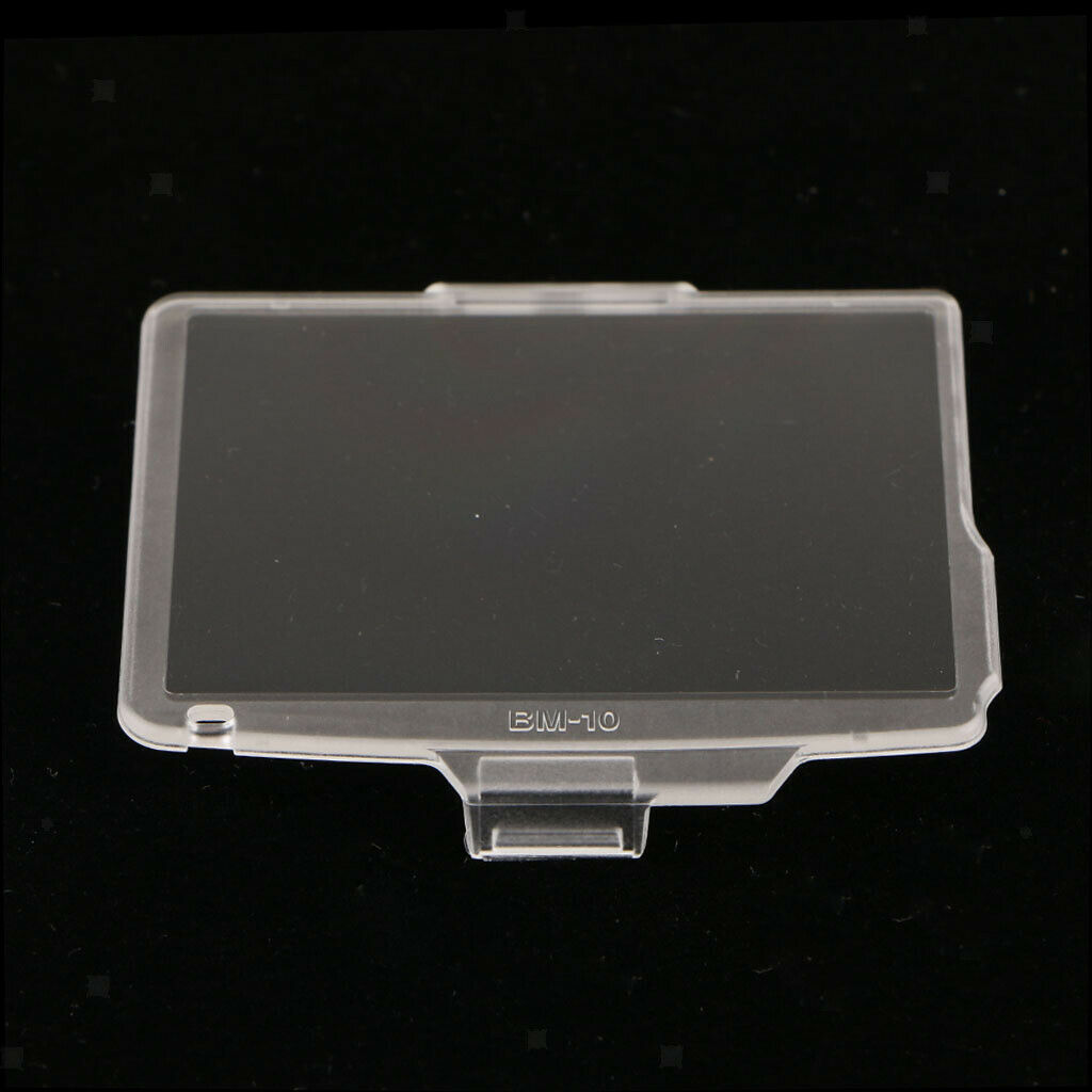 BM-10 LCD Monitor Screen Protective Cover Plastic Protector for Nikon D90