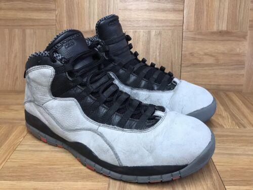 RARE🔥 Nike Air Jordan Retro 10 X Cool Gray Infrar