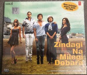 Zindagi Na Milegi Dobara - RARE Bollywood Music CD