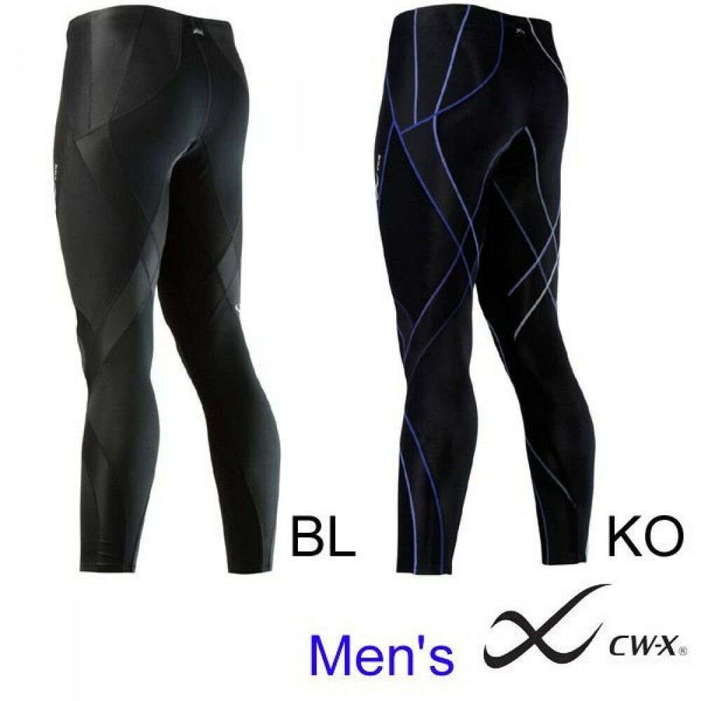 4c3aebeab8c CW-X (Wacoal) HZO639 GENERATOR Model Long Sports Tights for for for Men F/S  from Japan 2fddef