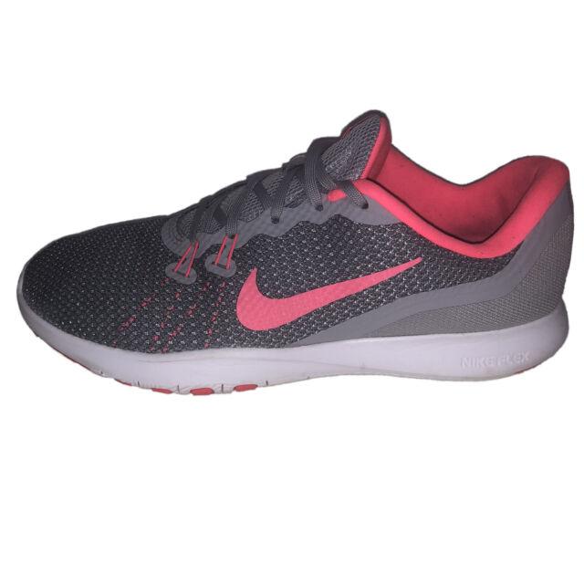 Size 6 Women Nike Flex Trainer 7 Grey