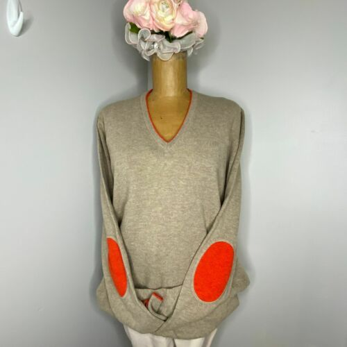 Gran  Sasso Men Sweater Elbow patch XXL