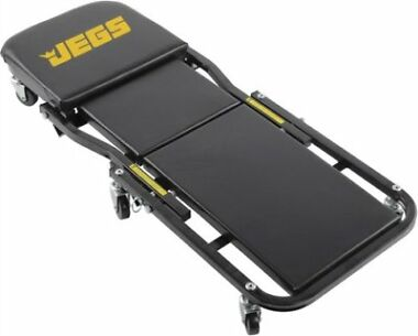 JEGS Performance Products 2-in-1 Foldable Creeper & Seat