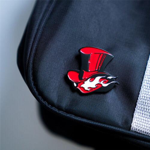 Anime PERSONA 5 Game Shujin Gakuen High School Bag Uniform Shoulder Bag Handbag