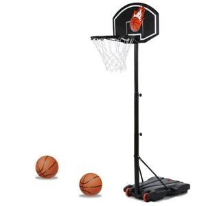 Panier de basket sur pied hauteur réglable