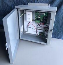 Rittal Electromate Electrical Enclosure Box 16x16x6 Witheagle Gate Control Board