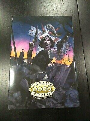Diligente Savage Worlds Adventure Edition - Manuale Base Nuovo Italiano Spedizione 24h!