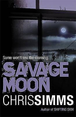 1 of 1 - Savage Moon, Simms, Chris, New Book