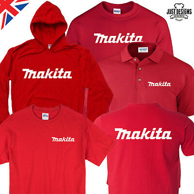 Makita Power Tools Pullover Hoodie Sweater tools classic hoodie S to 2Xl