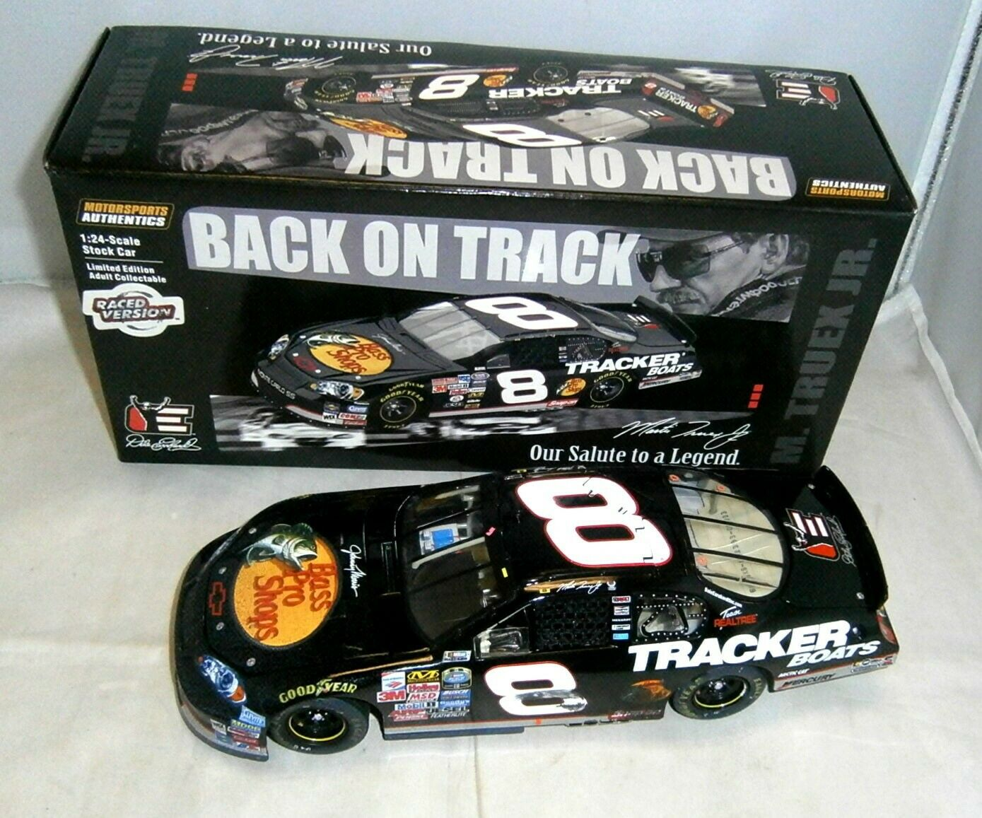 1 24 ACTION 2006  8 3 DAYS OF DALE SR DimensioneDEGA RACED WIN MARTIN TRUEX JR