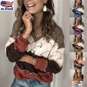 Womens-Knit-Sweater-Loose-Jumper-Tops-Autumn-Winter-Long-Sleeve-Knitted-Pullover