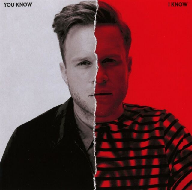 Olly Murs - You Know I Know, 2 Audio-CDs