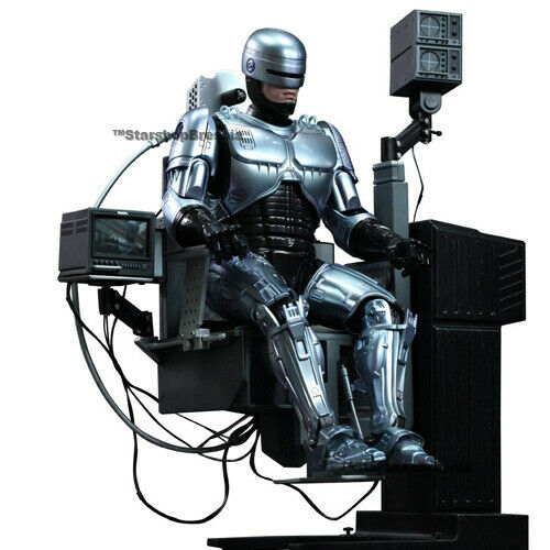 ROBOCOP  RoboCop with Mechanical Chair 16 azione cifra 12 Diecast caliente giocattoli