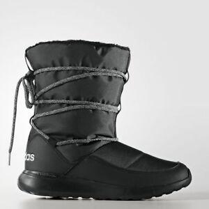 4c2d077e38f7 Adidas NEO CLOUDFOAM RACE WINTER Boots Women s Shoes Walking AQ1617 ...