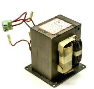 **NEW** Genuine OEM GE Microwave HV Transformer WB24X25617