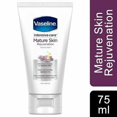 Vaseline Intensive Care Hand Cream Anti Bac Hand Cream 75ml Non Greasy 8712561479776 | eBay