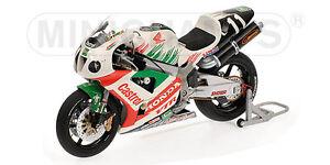 Minichamps 122001446 - Honda VTR 1000 modello di Valentino Rossi/colin Edwards