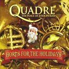 Horns for the Holidays (CD, Dec-2008, Quadre)