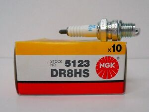 NEW NGK Spark plug DR8HS stock# 5123